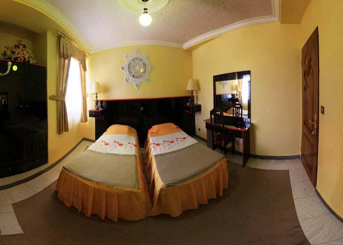 عکس اتاق هتل آپارتمان اترک