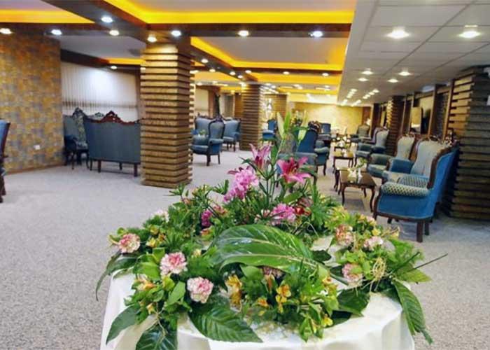 لابی هتل آوین اصفهان