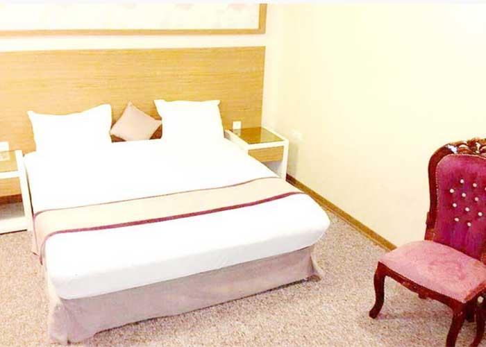 دو تخته استاندارد هتل آوین