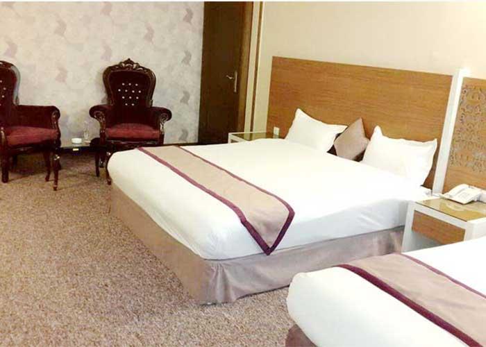 سه تخته نقر ای هتل آوین