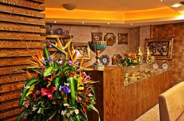 فروشگاه هتل آوین اصفهان