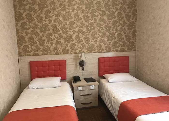 اتاق دو تخته توئین هتل اورین تهران