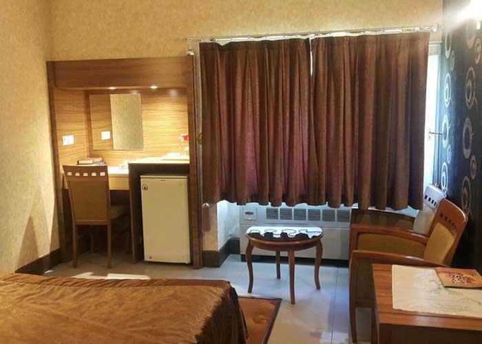 اتاق دو تخته هتل آزادی اصفهان
