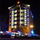 هتل بین المللی آذین گرگان