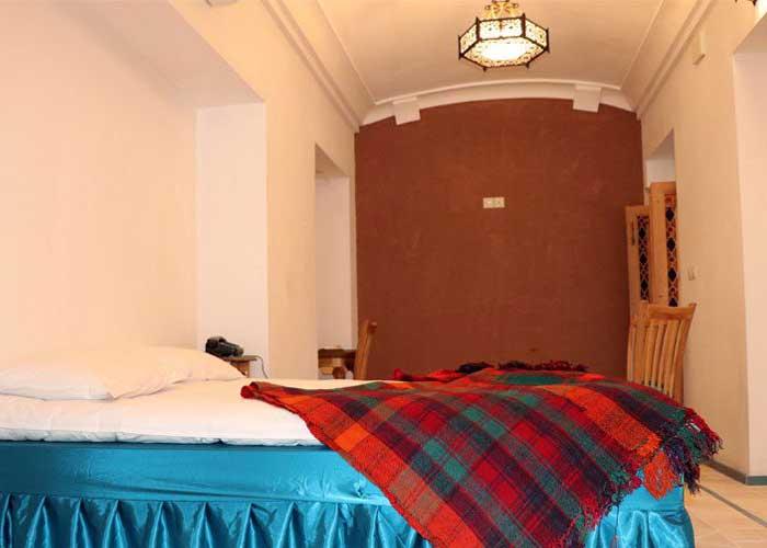 تصاویر اتاق های اقامتگاه سنتی بابا افضل