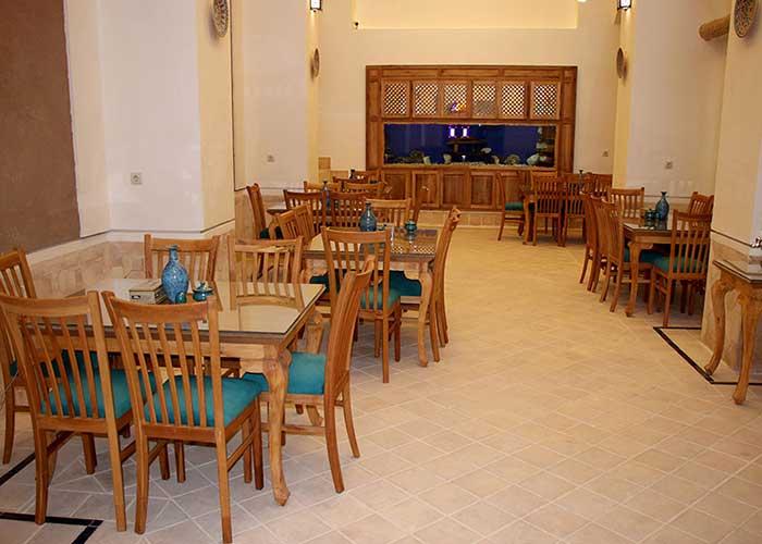 عکس رستوران اقامتگاه سنتی بابا افضل  کاشان