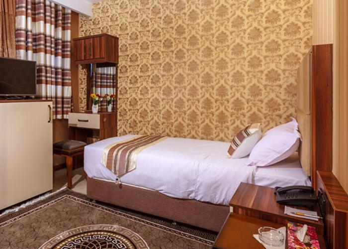 اتاق هتل بهار تهران