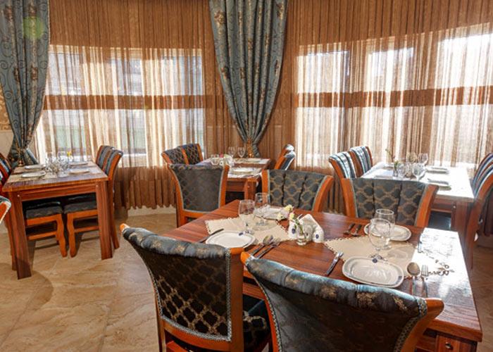 رستوران هتل بهار