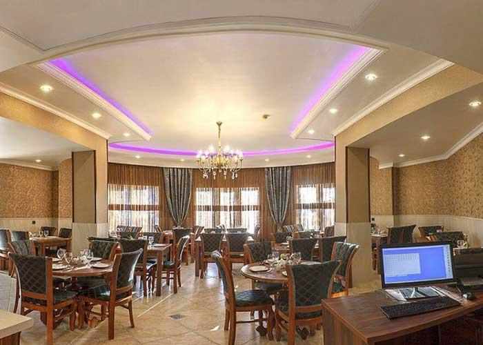 رستوران هتل بهار تهران