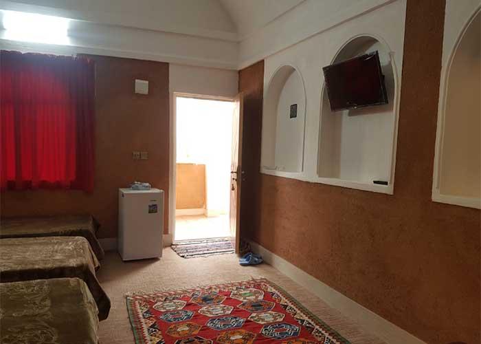 اتاق هتل کویری بالی خور