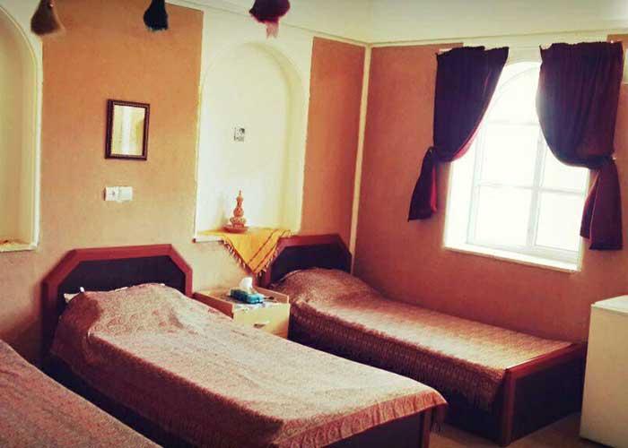 اتاق هتل کویری بالی خور و بیابانک