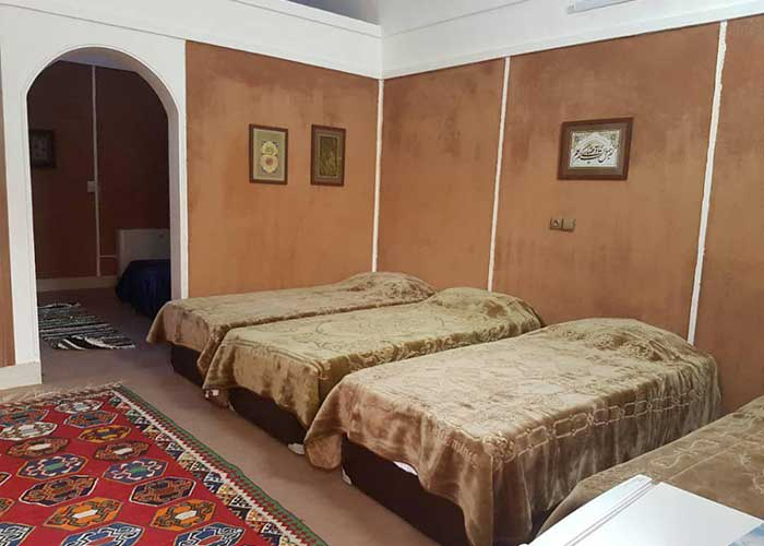 اتاق های هتل کویری بالی