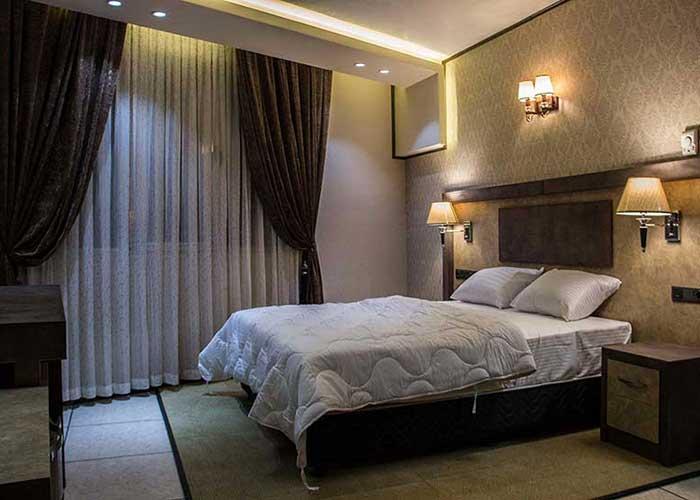 دو تخته دبل هتل باران اصفهان
