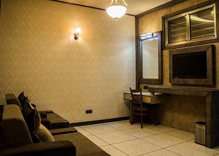 نشیمن هتل باران اصفهان