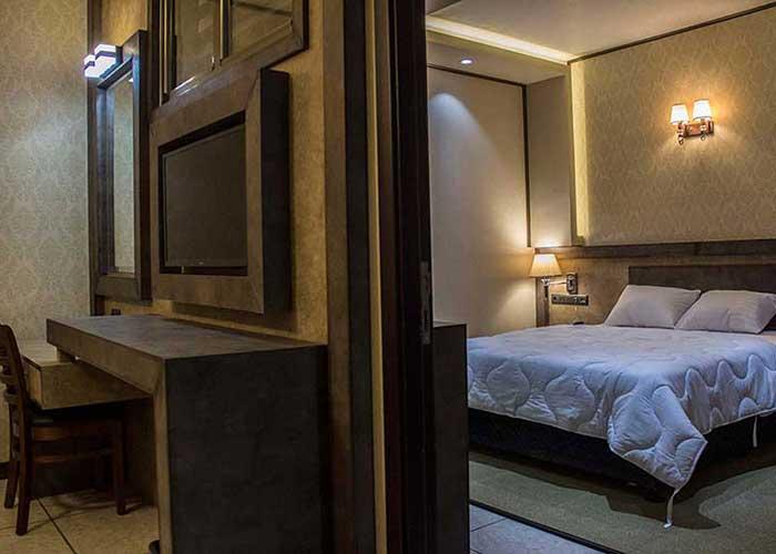 سوئیت هتل باران اصفهان