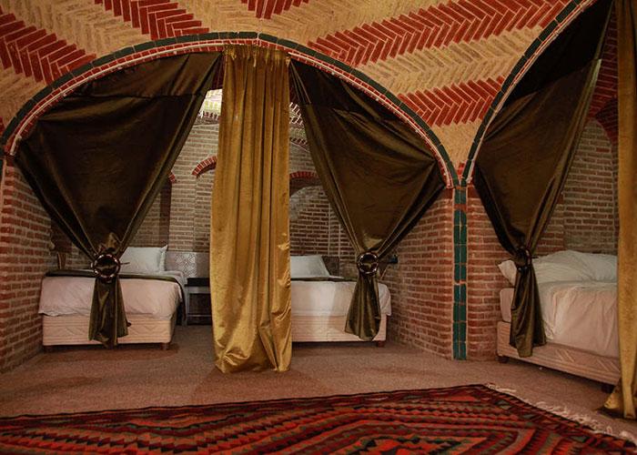 هتل خانه سنتی بهروز قزوین