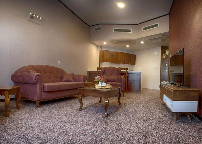سوئیت هتل بین الحرمین شیراز
