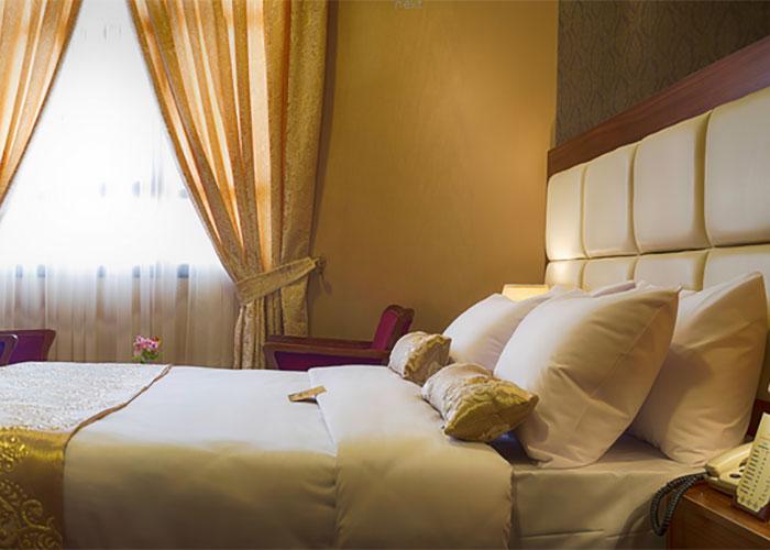 تصاویر دو تخته هتل بین الحرمین شیراز