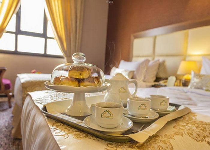 دو تخته هتل بین الحرمین شیراز