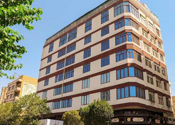 ساختمان هتل بلور تهران