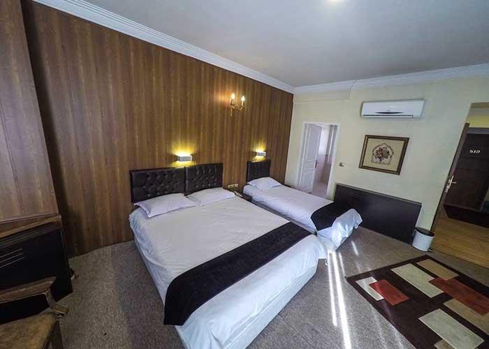 عکس اتاق هتل بلور تهران