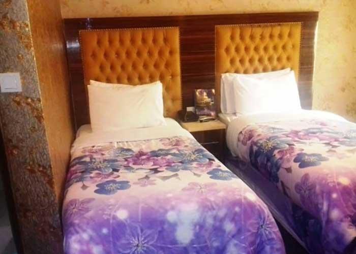 اتاق هتل بولوار تهران