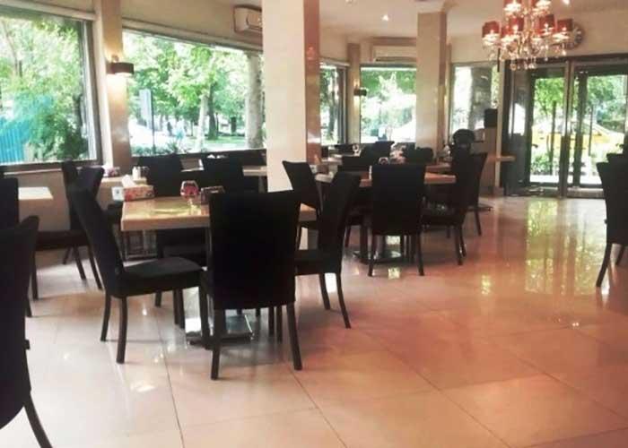 رستوران هتل بولوار تهران