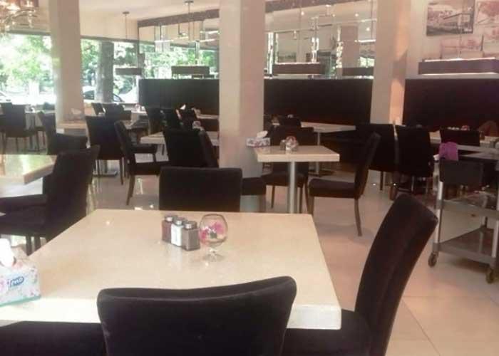 رستوران هتل بولوار