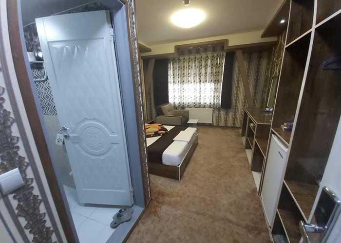 تصاویر اتاق هتل بوستان