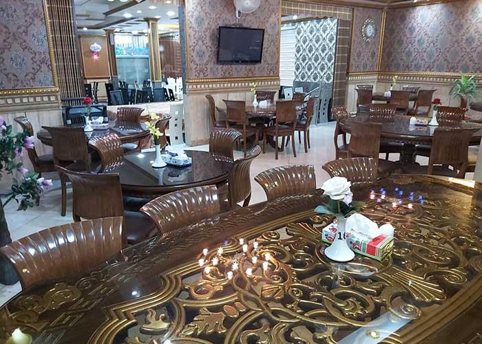 رستوران هتل بوستان سرعین