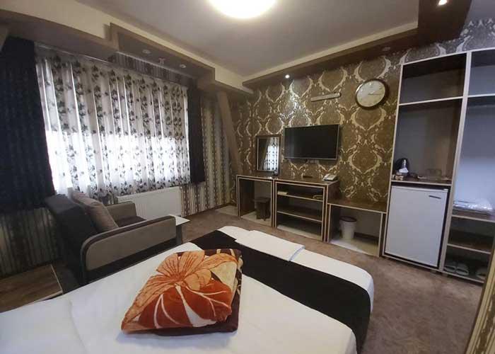 دو تخته هتل بوستان سرعین