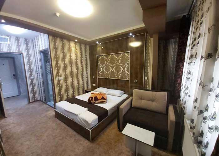 دبل هتل بوستان سرعین