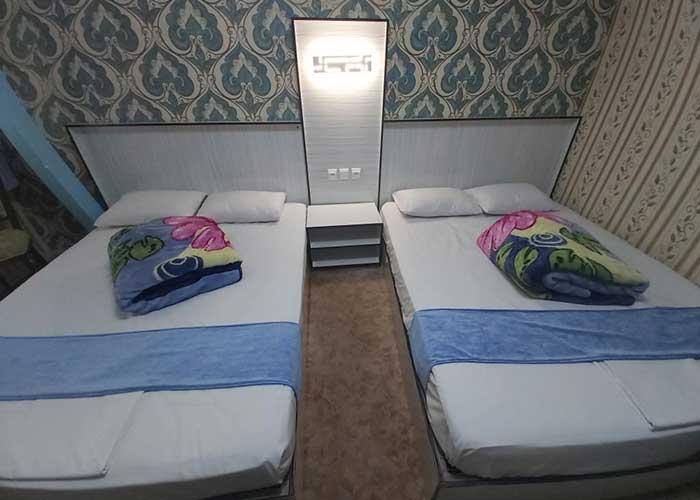 چهار تخته هتل بوستان سرعین