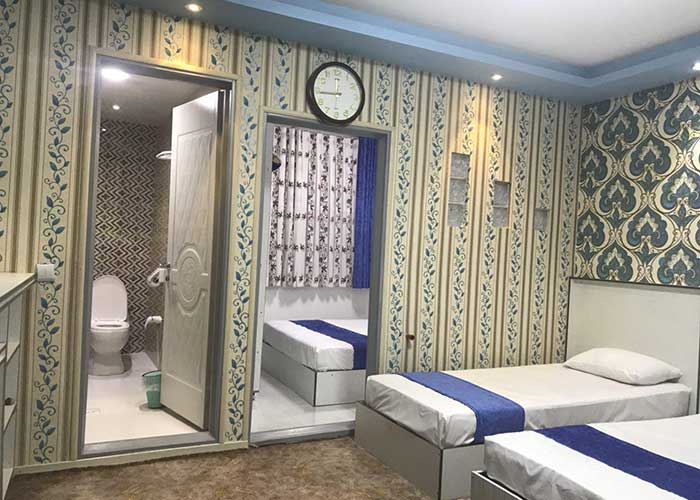 سوئیت هتل بوستان سرعین