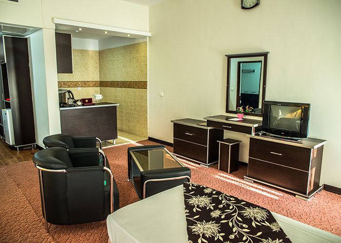 مبلمان هتل بزرگ مراغه