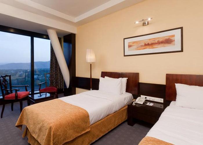 تصاویر اتاق های هتل چمران شیراز