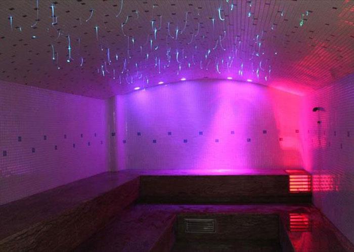 سونا بخار هتل سینور مشهد