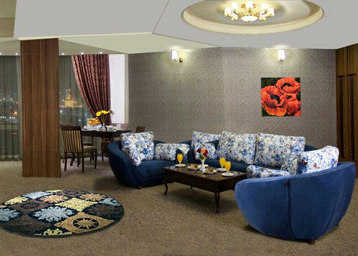 سوئیت ویژه هتل سینور مشهد