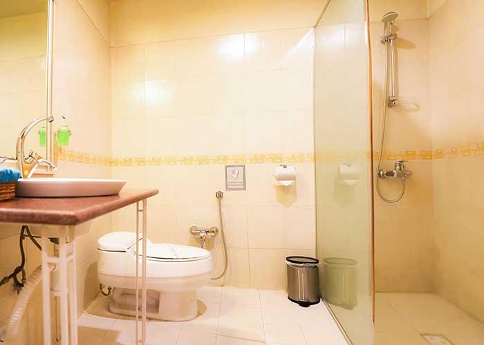 سرویس بهداشتی اتاق هتل داد یزد