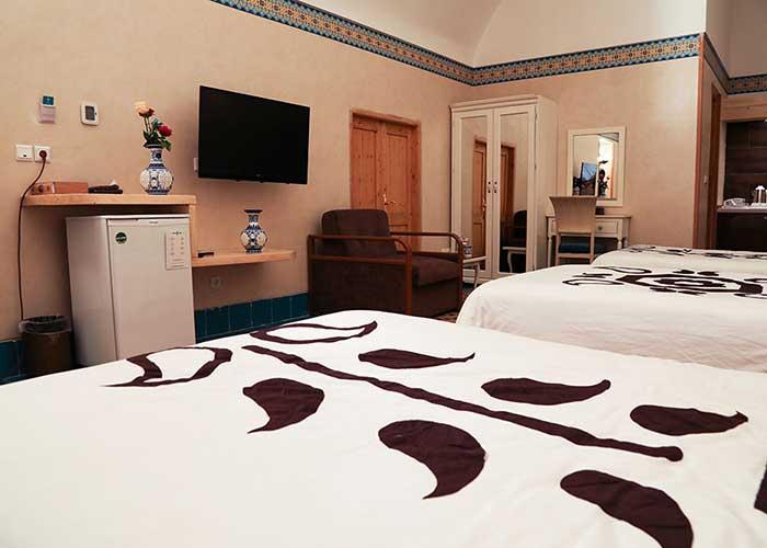 عکس سه تخته هتل داد یزد
