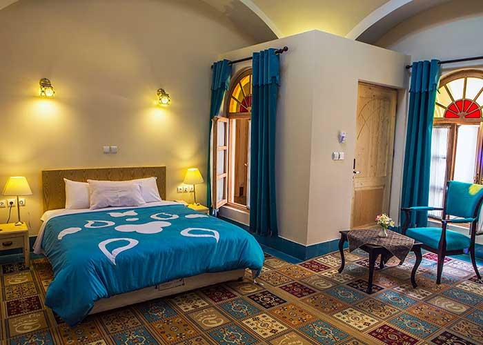 عکس اتاق هتل داد یزد