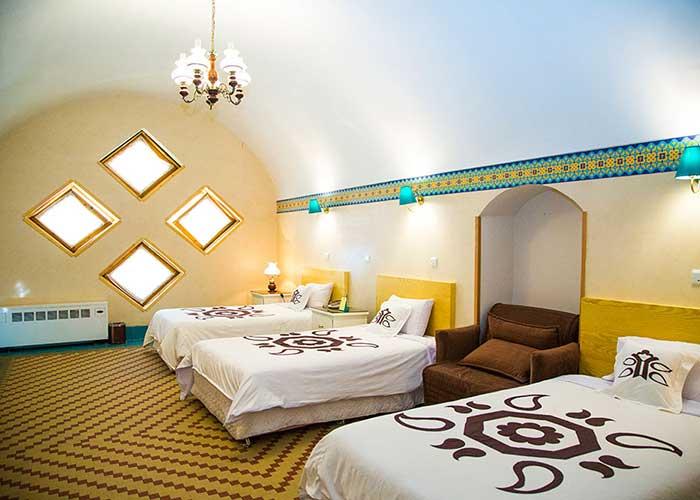 سه تخته هتل داد