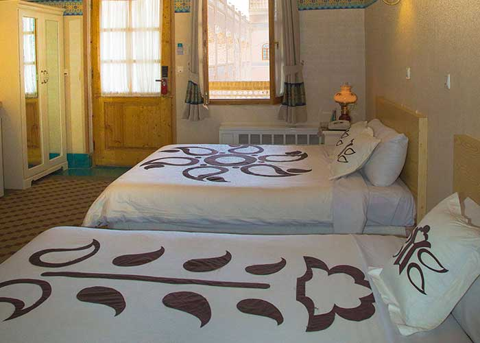 عکس سه تخته هتل داد