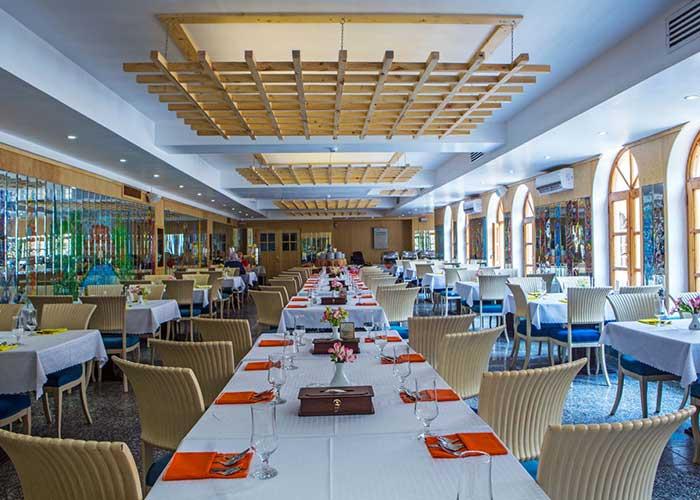 رستوران هتل داد یزد