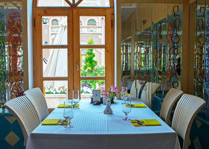 عکس رستوران هتل داد یزد