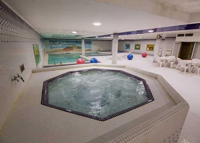 عکس مجموعه آبی هتل داد یزد