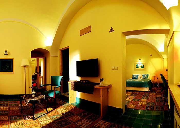 تصاویر اتاق هتل داد