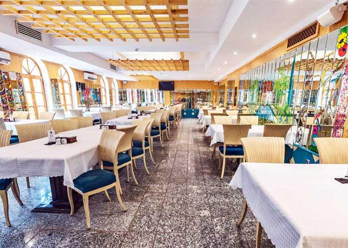 تصاویر رستوران هتل داد یزد