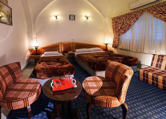 هتل جهانگردی دامغان