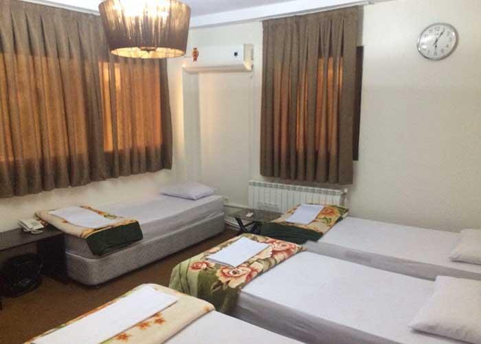 عکس اتاق های هتل دانش تهران